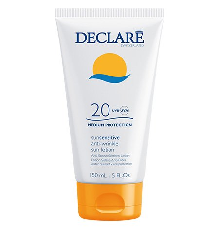 Anti-Wrinkle Sun Lotion SPF 20