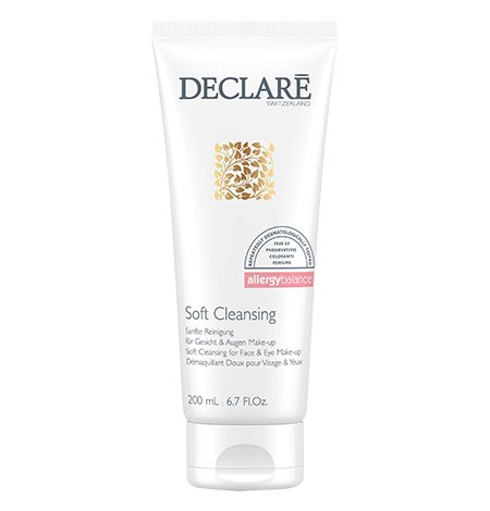 Declare Allergy Balance soft cleansing