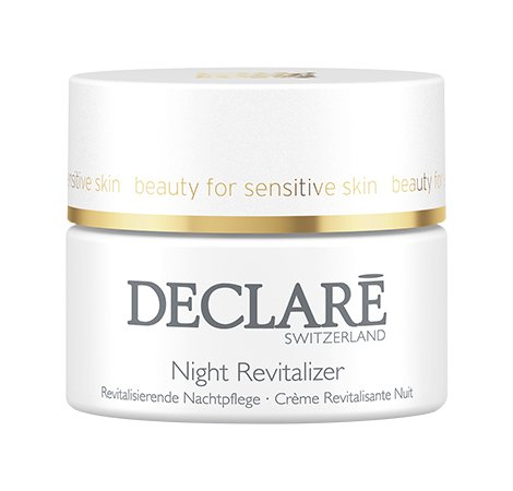 Night Revitaliser met Declaré oogmasker