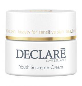 Declare Pro Youthing cream, huidverzorging voor de verouderde, gevoelige huid