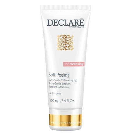 Declare Soft Cleansing Peeling, reiniging voor de gevoelige huid