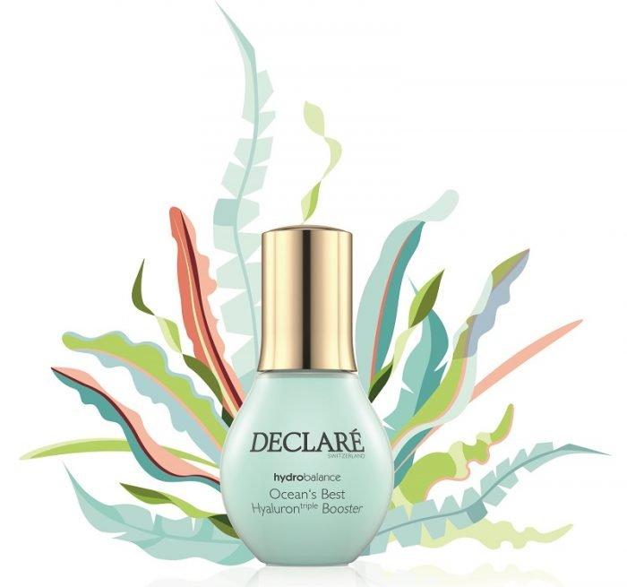 Declare Hyaluron Booster serum, huidverzorging voor de gevoelige huid