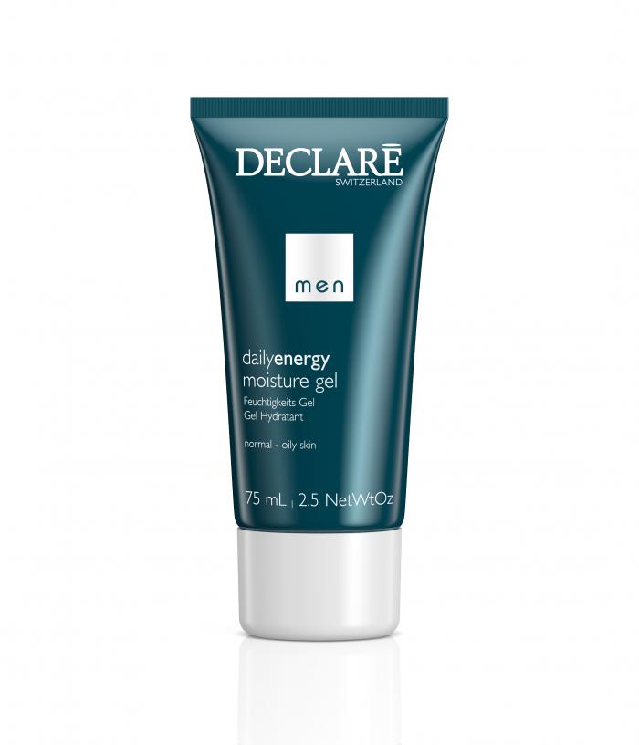 Declare Moisture Gel, huidverzorging voor mannen