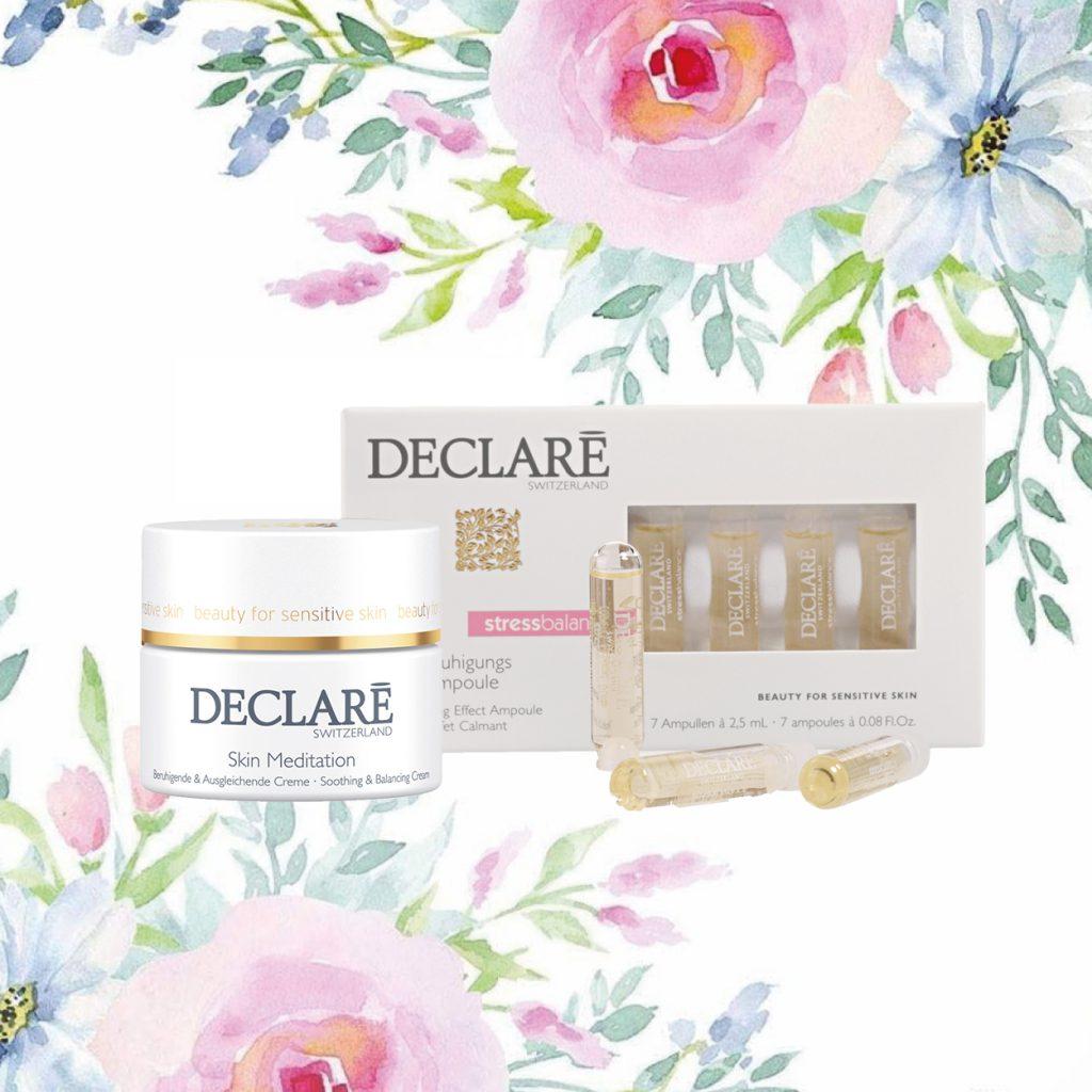 Declare Skin Meditation Cadeauset voor de gevoelige huid