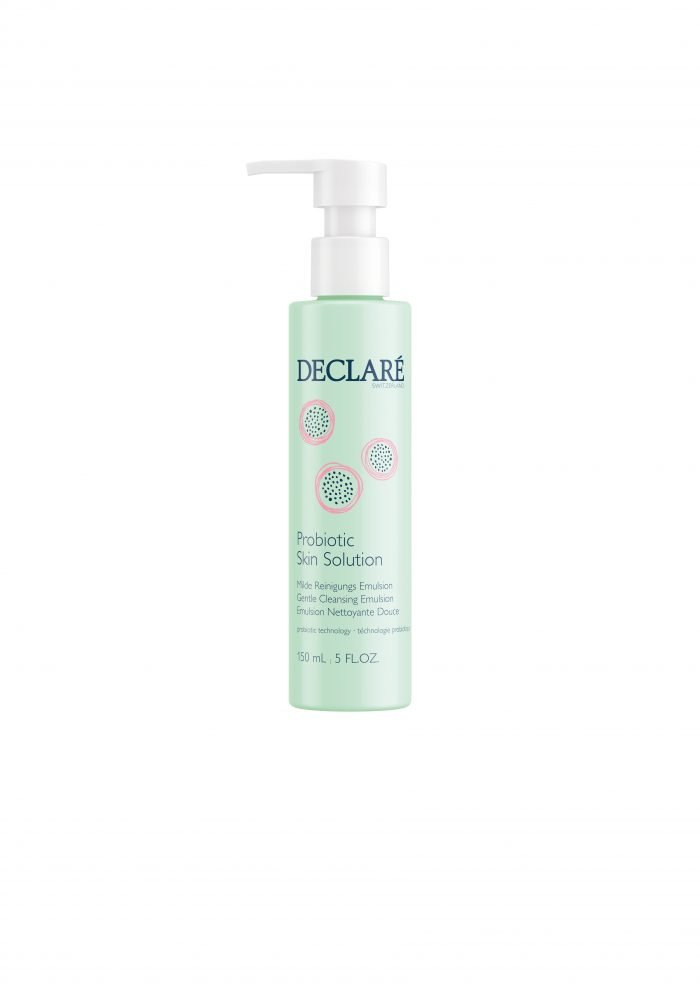 Declare Probiotic Skin Solution Cleansing Emulsion, probiotica voor de gevoelige huid