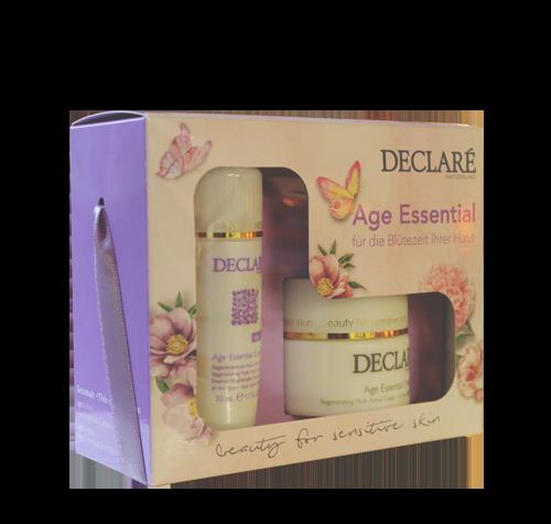 Declare Age Essential Cadeauset Essence Cream