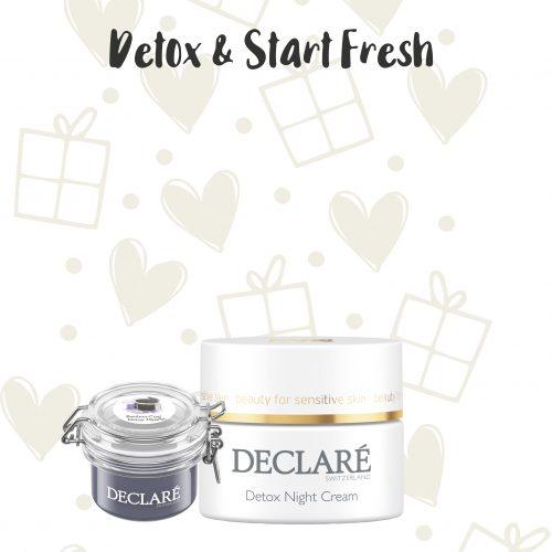 Cadeauset Detox & Start Fresh