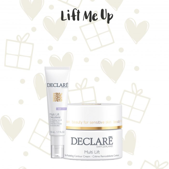 Declaré cadeauset Multi Lift Decolleté - Multi Lift Cream