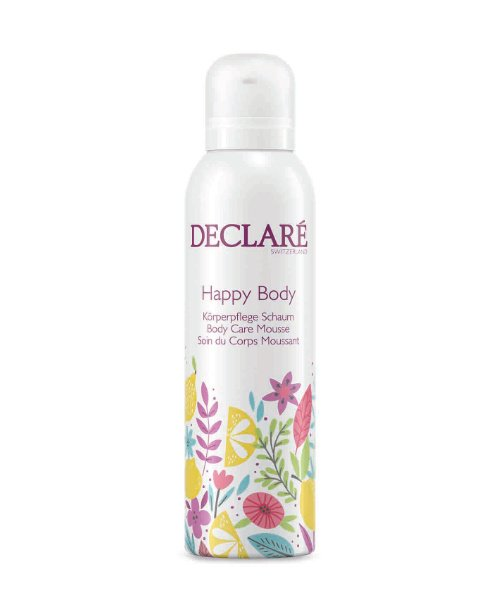 Happy Body Body Care Mousse, 200 ml