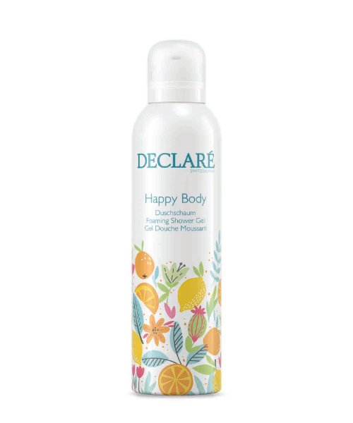 Happy Body Foaming Shower Gel, 200 ml